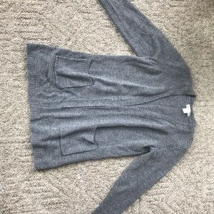Christopher & Banks Cardigan Sweater w/ Pockets